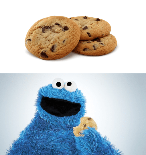 Cookie-down